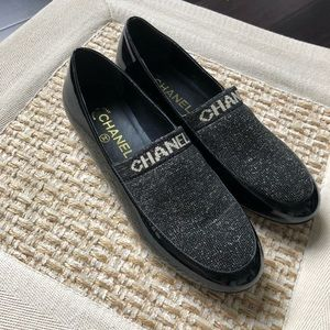 Brand new!chanel style flat loafer